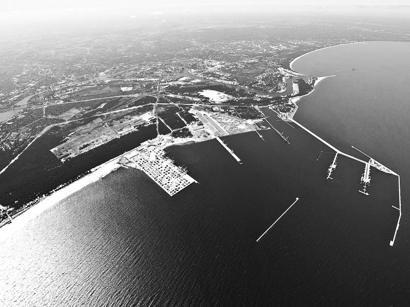 Port of Gdańsk – second place