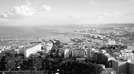 Seaport of Algiers
