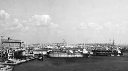 Seaport of Dalian
