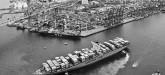 Seaport of Hong Kong