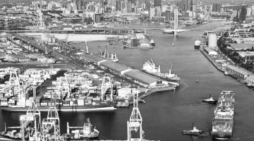 Seaport of Melbourne