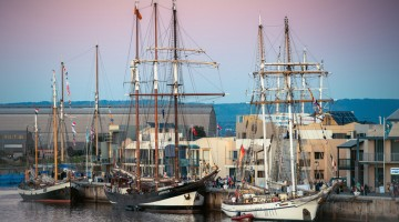 Seaport of Adelaide