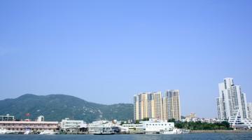 Seaport of Zhuhai