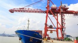 Seaport of Fuzhou