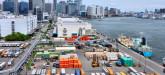 Seaport of Tokyo