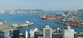 Seaport of Busan