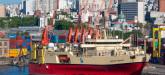 Seaport of Montevideo