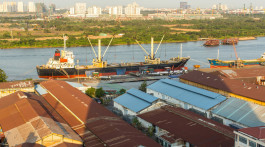 Saigon Port (Ho Chi Minh City)