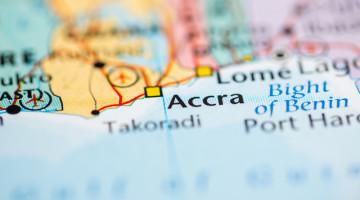 Seaport of Accra