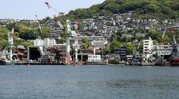 Seaport of Nagasaki