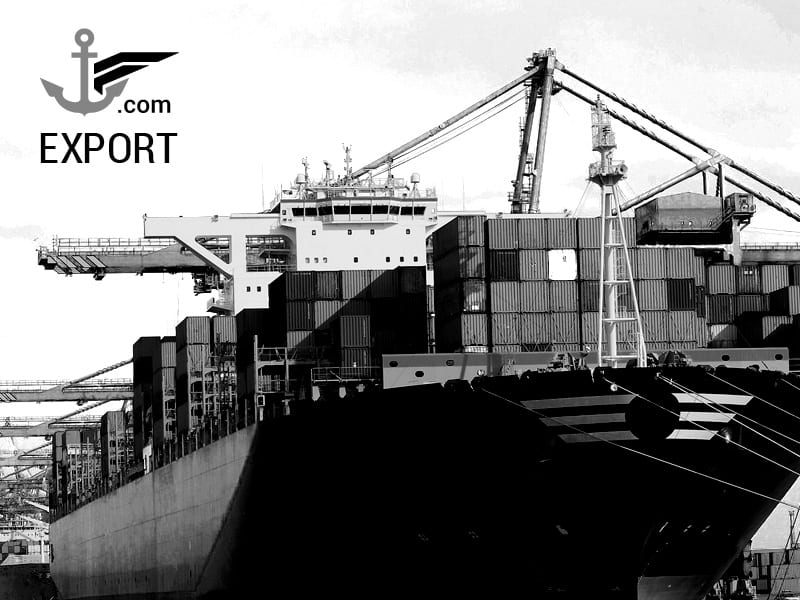 Eksport transport morski