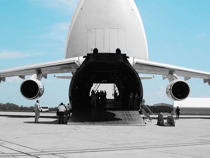 Samoloty transportowe