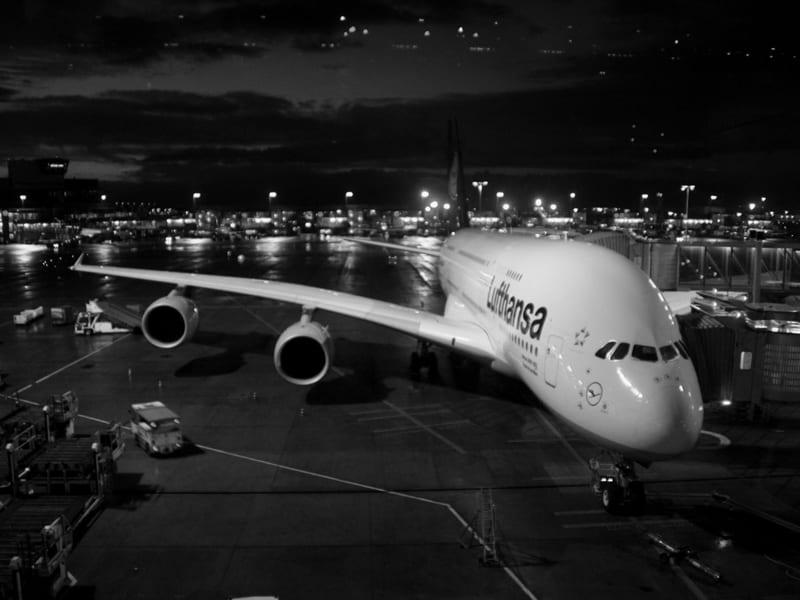 Dlaczego samoloty nie latają