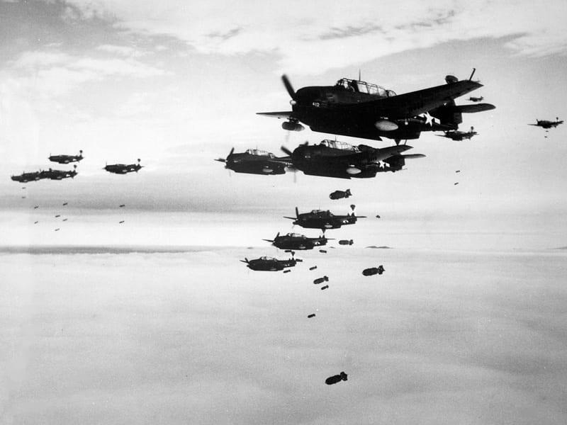 Znikające samoloty