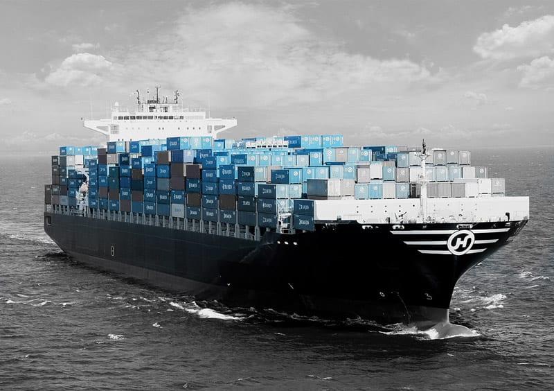 Hanjin Shipping - koreańska firma