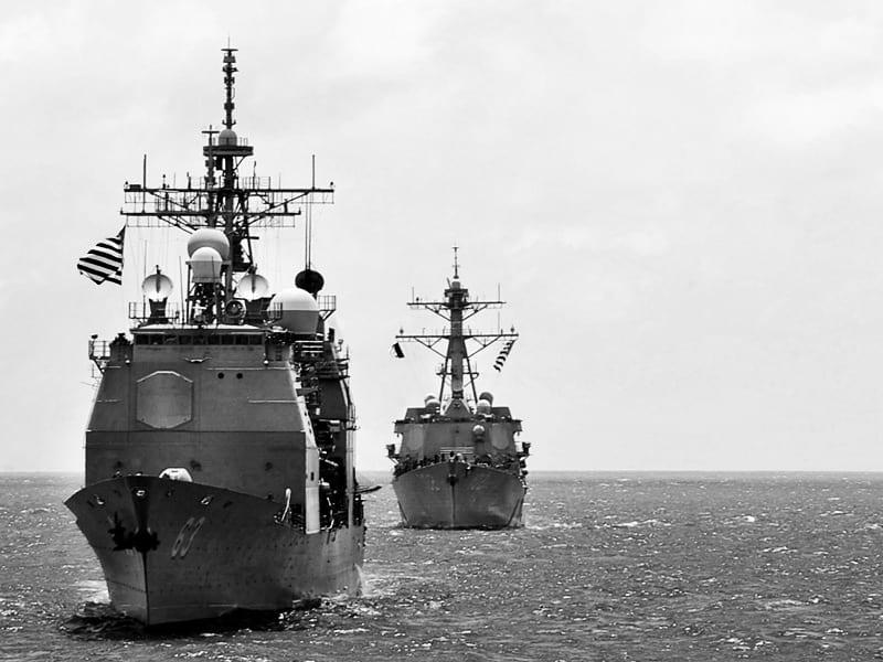 Spór na Morzu Południowochińskim