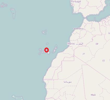 Port Santa Cruz de Tenerife