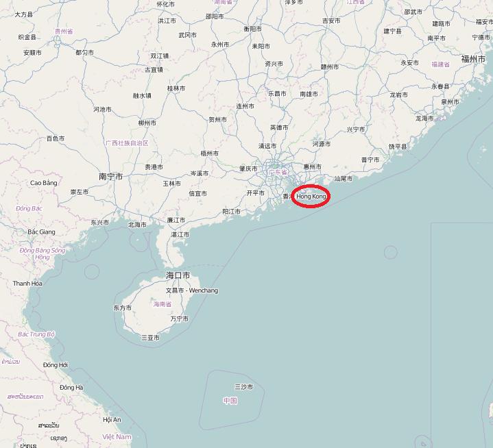 Port morski Hong Kong