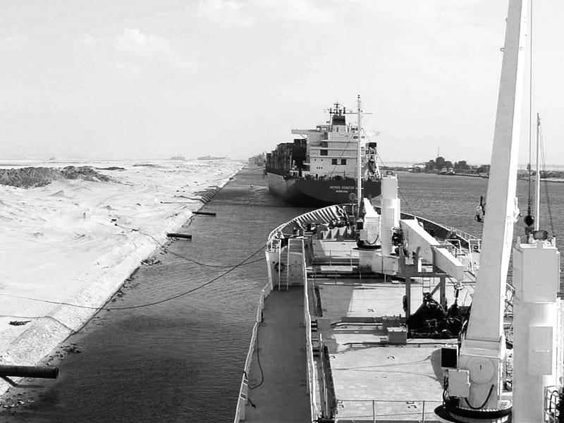 Nowy Kanał Sueski