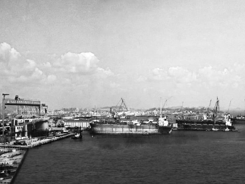 Port morski Dalian