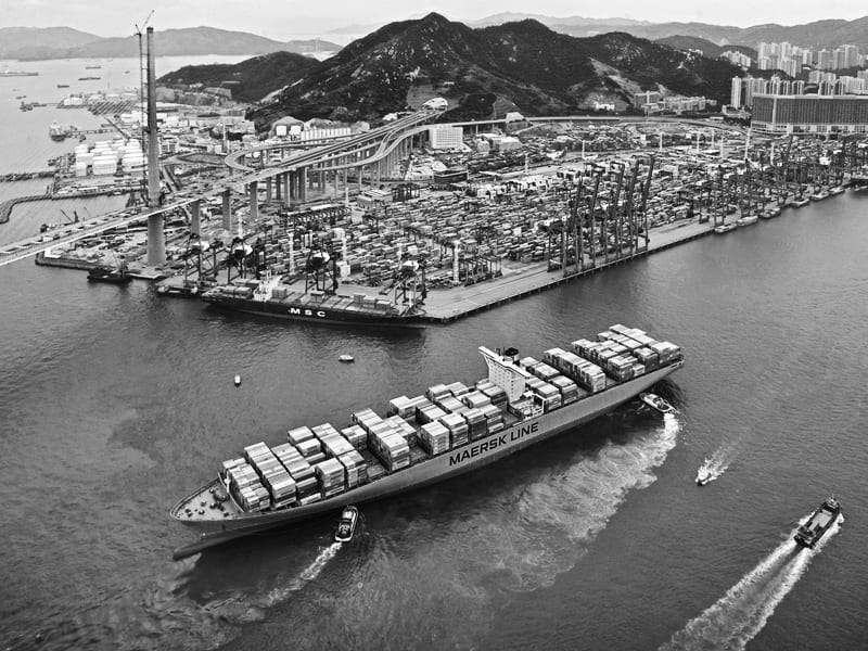 Port morski Hong Kong