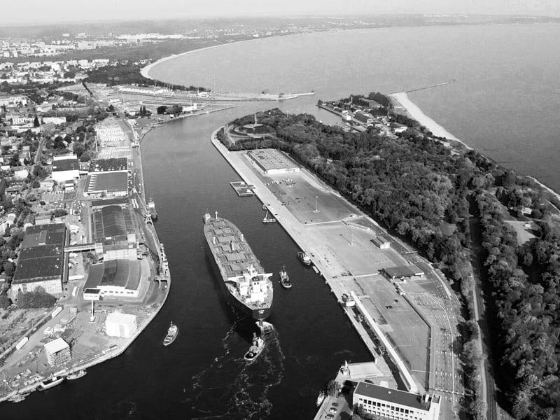 Gdański port na nowej linii Azja/Europa