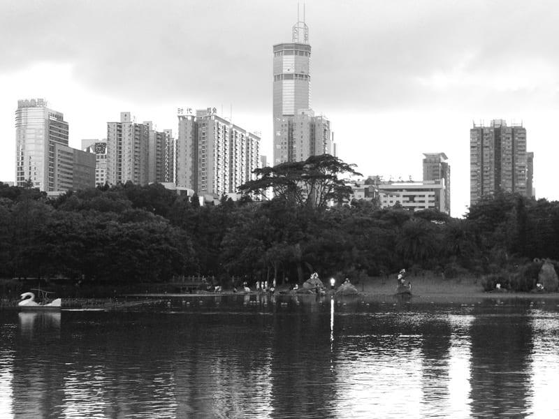 Port w Shenzhen