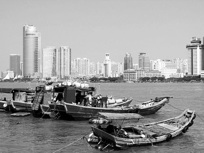 Port Xiamen