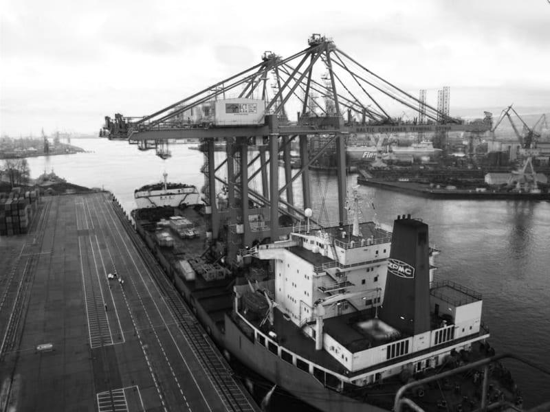 Terminal kontenerowy w Gdyni. Aktualności