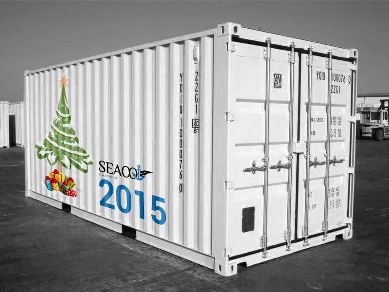 Boże Narodzenie - import choinek