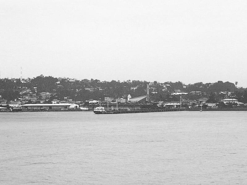 Port Puerto Limon