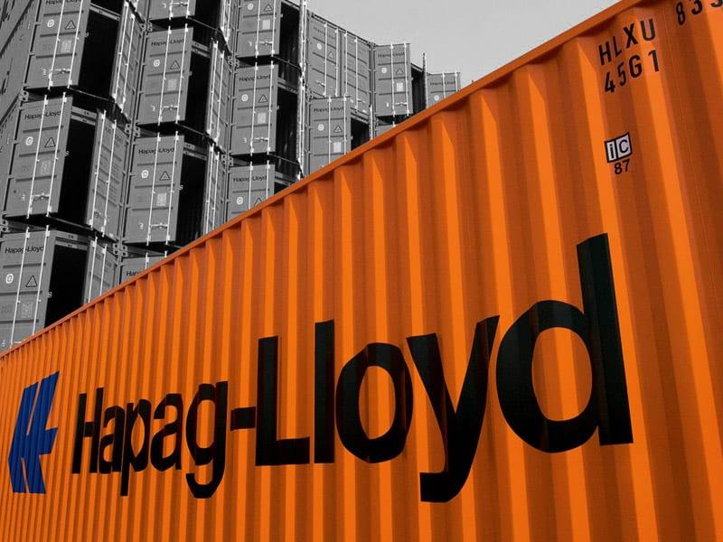 Nowe kontenery u niemieckiego armatora Hapag-Lloyd