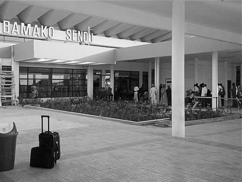 Port lotniczy Bamako