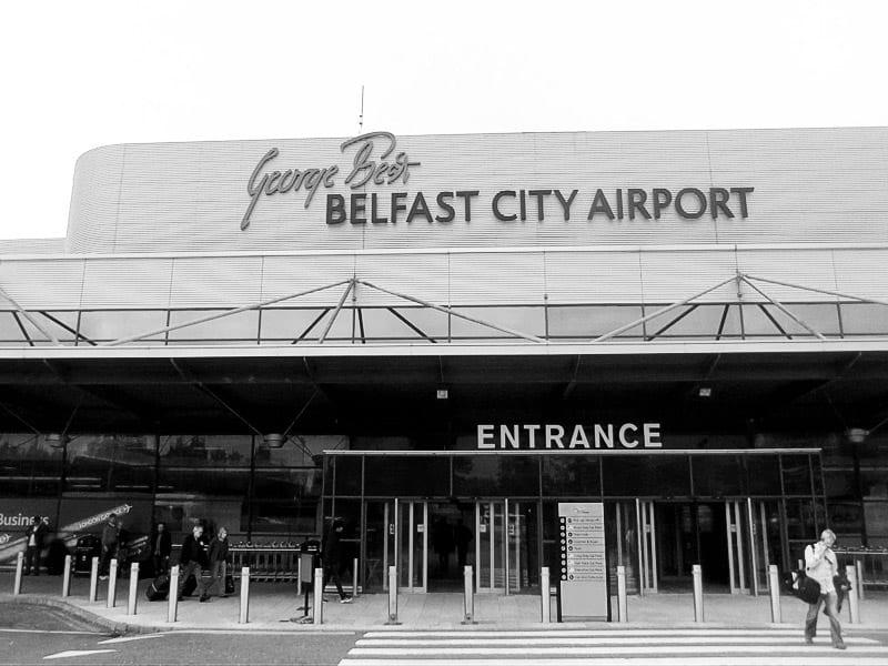 Port lotniczy Belfast