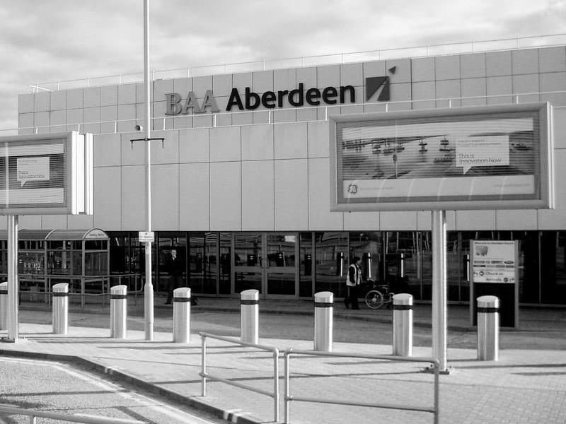 Port lotniczy Aberdeen