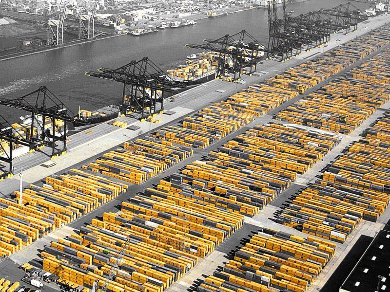 Transport morski – aktualności z portu w Hamburgu