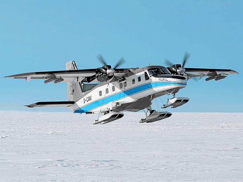 Czas zimowy a transport lotniczy