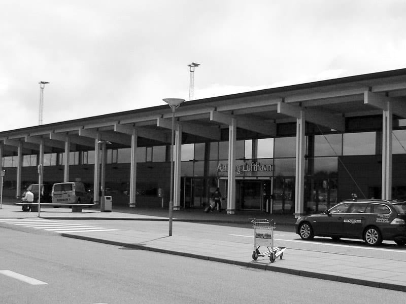 Port lotniczy Aalborg