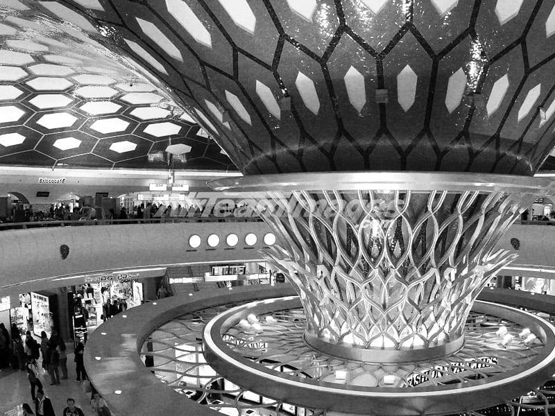 Port lotniczy Abu Dhabi