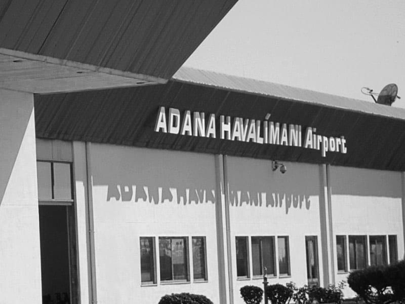 Port lotniczy Adana