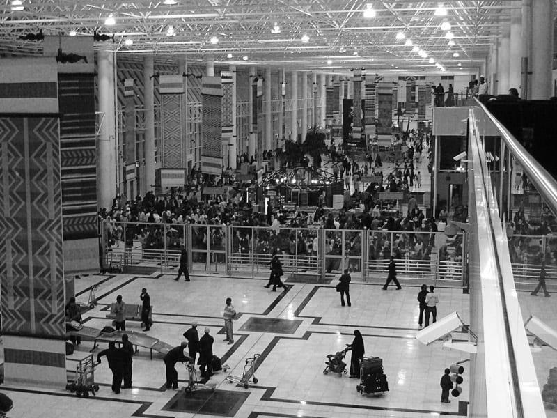 Port lotniczy Addis Ababa