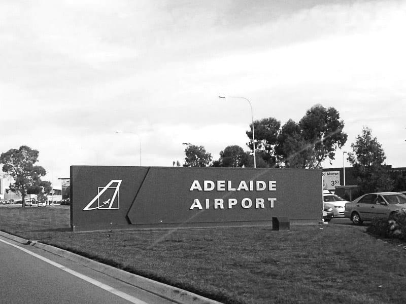 Port lotniczy Adelaide