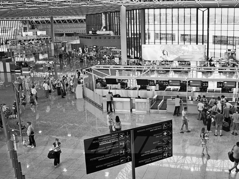 Port lotniczy Sochi-Adler