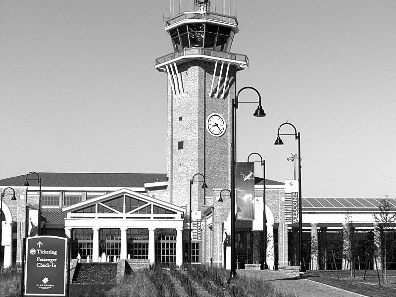 Port lotniczy Alexandria