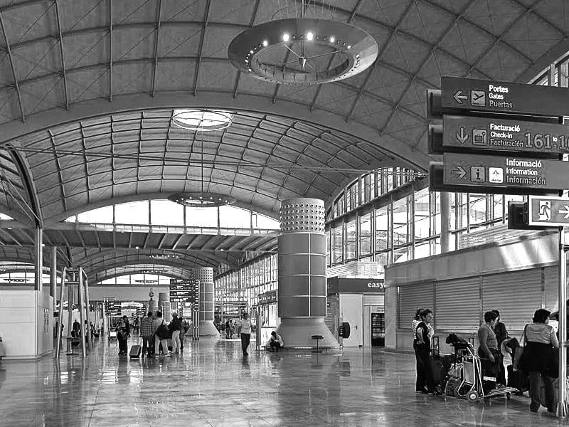 Port lotniczy Alicante