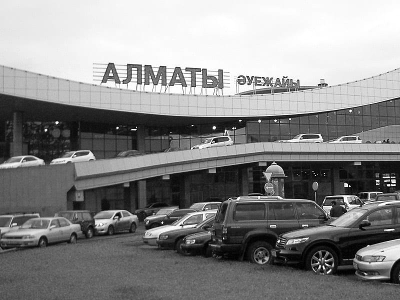 Port lotniczy Almaty
