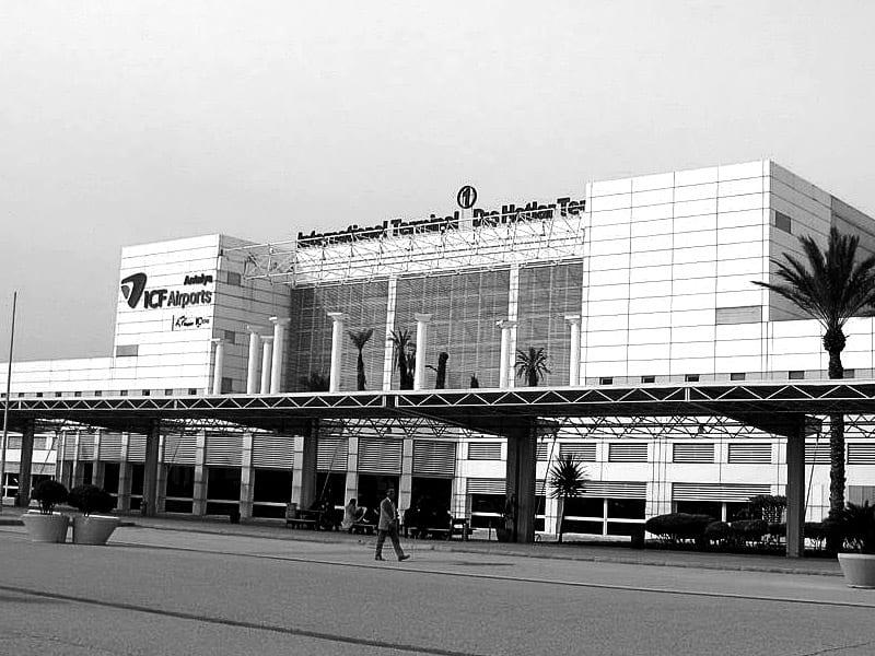 Port lotniczy Antalya