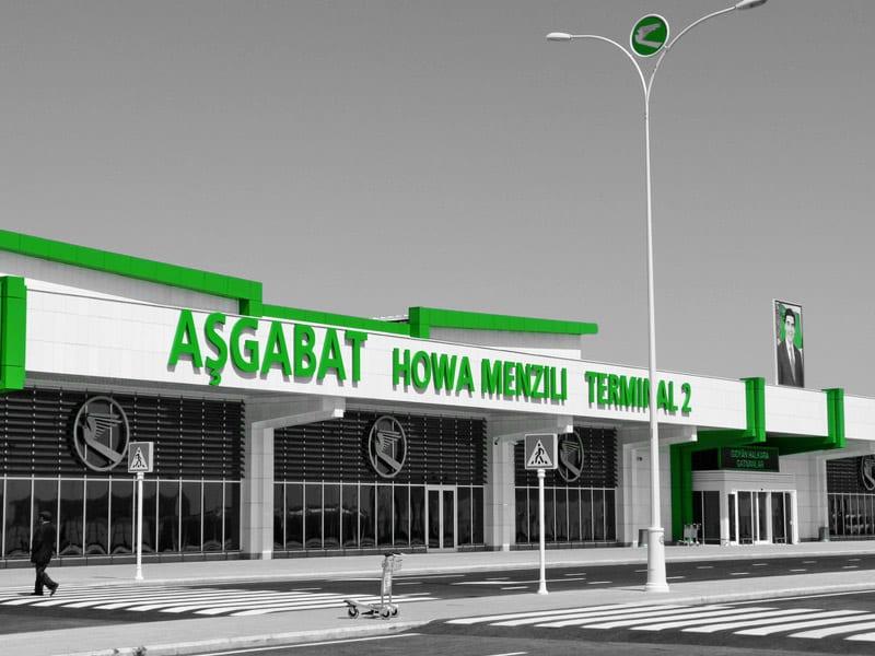 Port lotniczy Ashkhabad