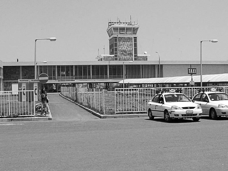 Port lotniczy Asmara