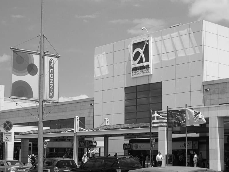 Port lotniczy Athens